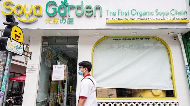 Soya Garden tiếp tục đóng thêm cửa hàng, CEO đã rời ghế?