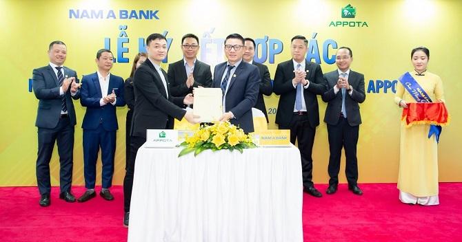 AppotaPay và Nam A Bank ký kết thỏa thuận hợp tác song phương