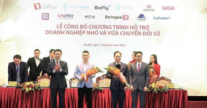 Nền tảng 'Make in Viet Nam' - Stringee hỗ trợ doanh nghiệp chuyển đổi số