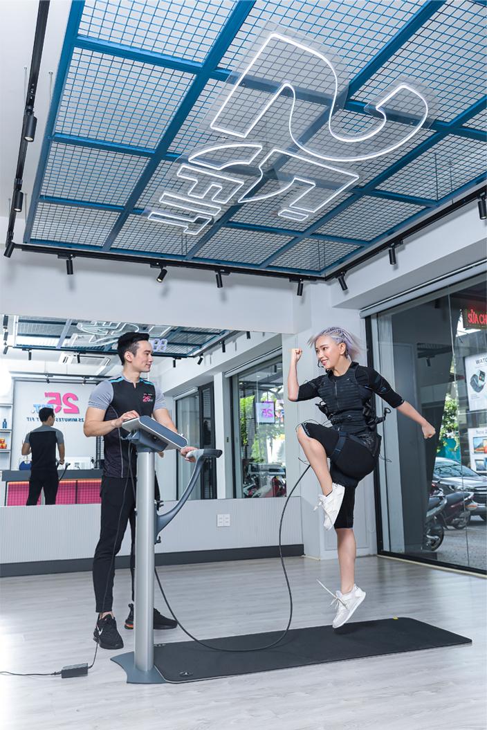 CEO 25 FIT: Gym công nghệ bứt phá với mô hình nhượng quyền 9