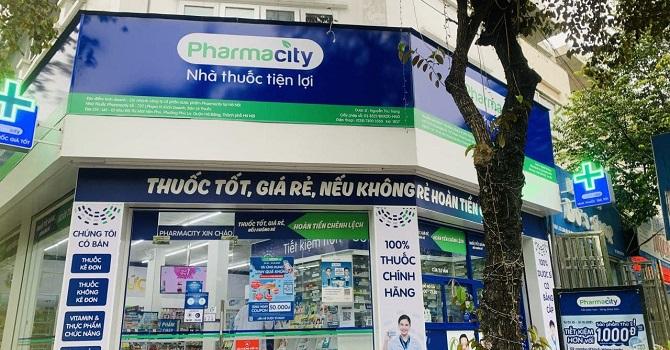 Pharmacity tăng tốc mở điểm trong đại dịch