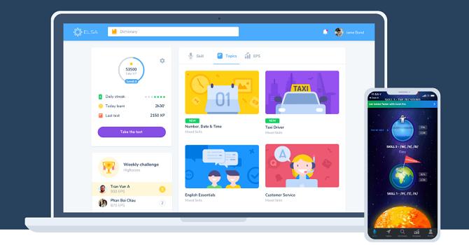 Startup giáo dục ELSA nhận vốn 15 triệu USD