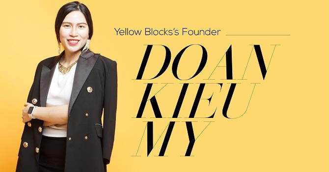 CEO YellowBlocks: Làm cầu nối đưa startup Việt ra thế giới