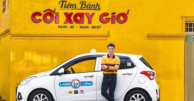 Be bắt tay taxi truyền thống nâng thị phần dịch vụ gọi xe