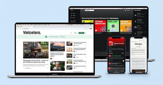 Startup truyền thông Vietcetera Media nhận vốn Nhật Bản