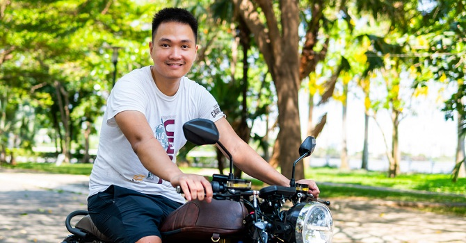 Dat Bike gọi vốn 2,6 triệu USD vòng pre-Series A 1