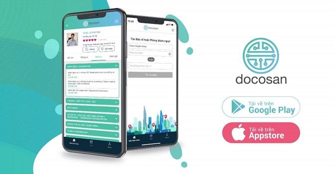 Startup sức khỏe Docosan nhận vốn 1 triệu USD