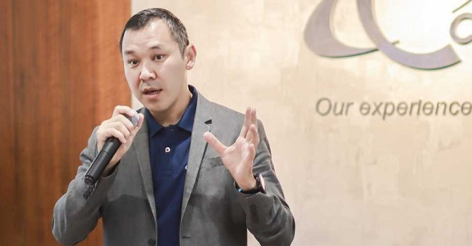 Công ty đầu tư khởi nghiệp bí ẩn của Tân Chủ tịch Coteccons