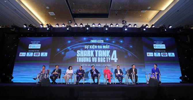 Khẩu vị dàn cá mập Shark Tank Việt Nam mùa 4
