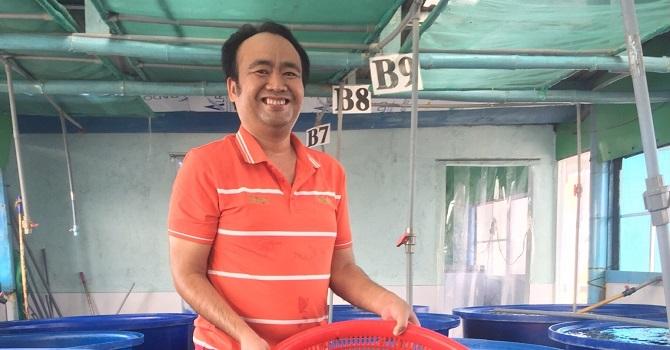 Kỹ sư dầu khí đưa rong nho Việt Nam vươn ra thế giới