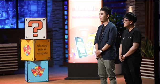 Startup game marketing nhận vốn từ Shark Bình 1
