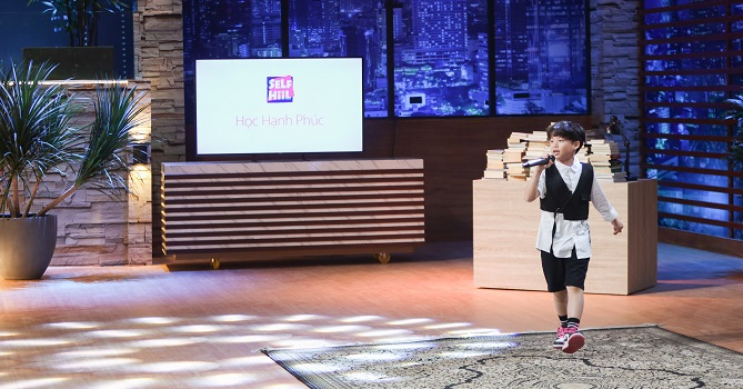 Shark Phú đầu tư cho startup giải pháp giáo dục hạnh phúc 1