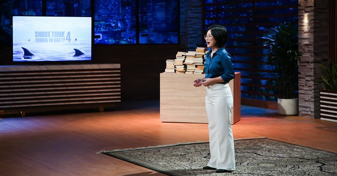 Shark Phú đầu tư cho startup giải pháp giáo dục hạnh phúc
