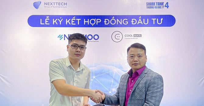 Shark Bình hoàn tất đầu tư nửa triệu USD vào Coolmate