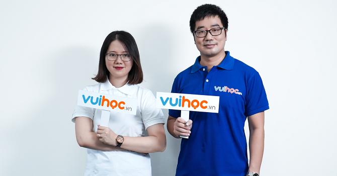 Thêm một startup giáo dục nhận vốn Do Ventures
