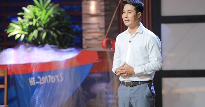 Startup 4 đời làm ngư dân được Shark Liên rót vốn