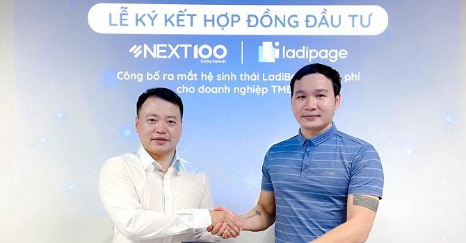 Startup LadiPage nhận vốn từ Shark Bình giữa đại dịch