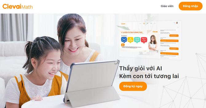 Startup dạy toán online nhận vốn 2,1 triệu USD