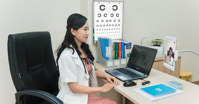 CEO Doctor Anywhere hiến kế giúp ngành y tế Việt Nam đương đầu đại dịch 1