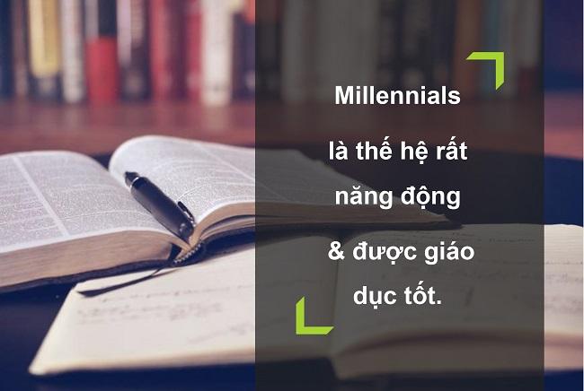 Ngân hàng trong thế hệ Millennials