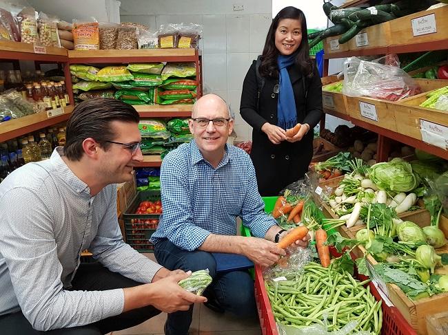 Ông chủ thực phẩm sạch Bác Tôm và mối nhân duyên với nghề nông 3