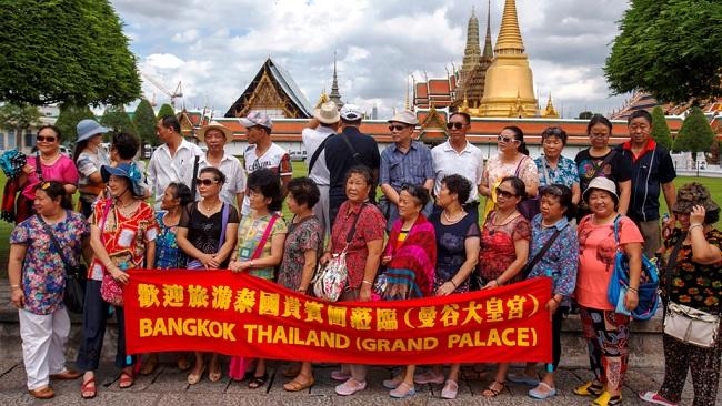 Du lịch Thái Lan bắt đầu điêu đứng vì ít khách Trung Quốc 1