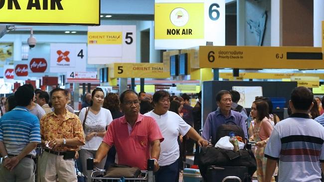Du lịch Thái Lan bắt đầu điêu đứng vì ít khách Trung Quốc 2
