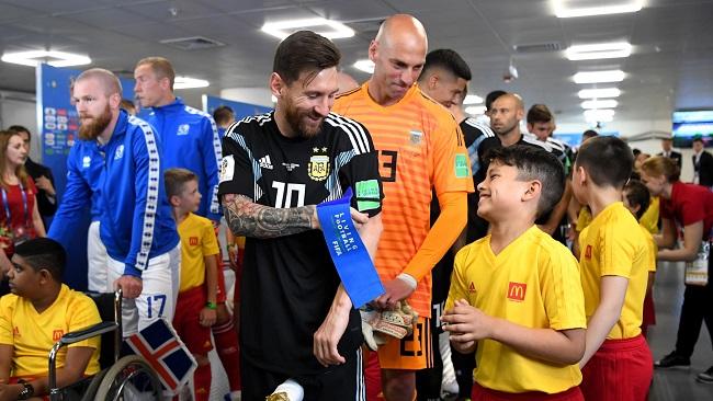 Những khoảnh khắc khó quên tại World Cup 2018 21