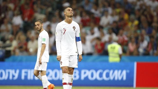 Những khoảnh khắc khó quên tại World Cup 2018 12