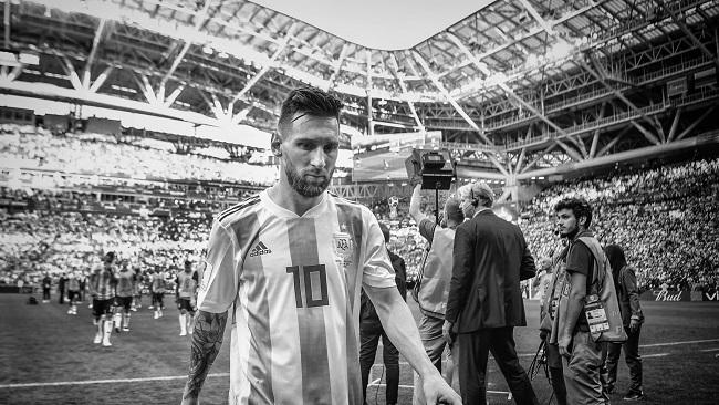 Những khoảnh khắc khó quên tại World Cup 2018 11