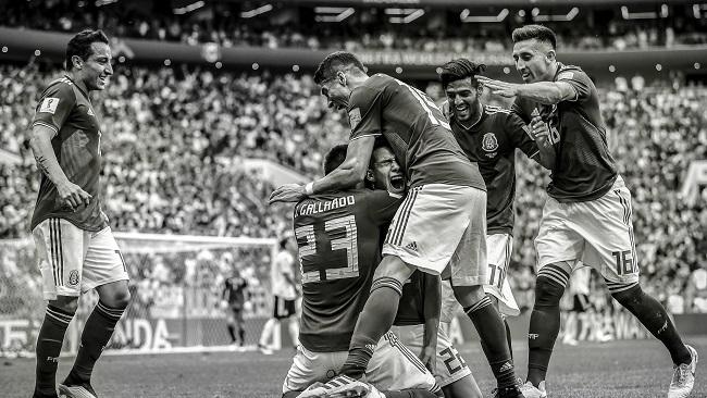 Những khoảnh khắc khó quên tại World Cup 2018 16