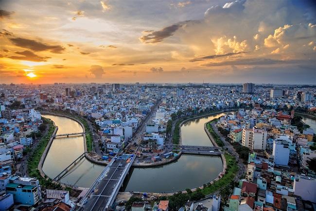 Hồ Chí Minh lọt top 3 điểm đến tốt nhất châu Á 2018