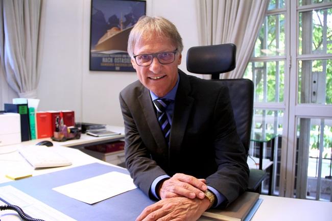 Phó đại sứ Đức chia sẻ tiềm năng hợp tác Việt – Đức