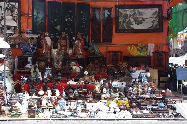 Chợ hoa phố cổ tưng bừng đón Tết Kỷ Hợi 9