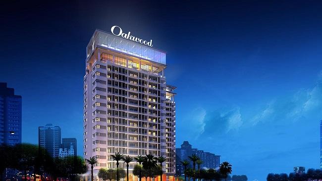 Oakwood Residence Saigon Mapletree quận 7 – Kiến tạo phong cách sống tân tiến hàng đầu khu Nam. 4