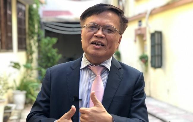 TS. Nguyễn Đình Cung: