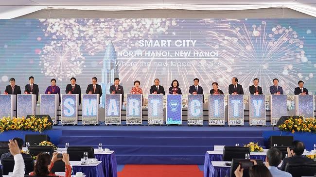 Hà Nội sẽ có toà tháp 108 tầng trong Thành phố Thông minh