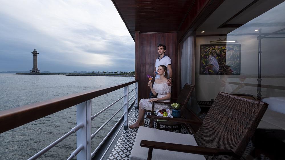 Khám phá quần đảo Cát Bà trên du thuyền sang chảnh bậc nhất 5