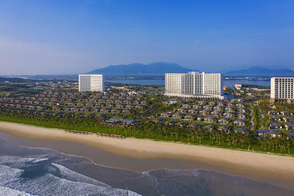 Hai khu du lịch nghỉ dưỡng 5 sao mới tại Cam Ranh