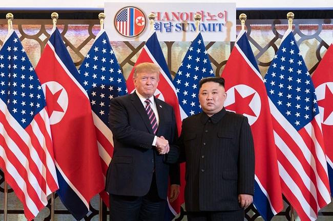 Nhìn lại hội nghị Mỹ - Triều để thấy những chuyện 'thâm cung bí sử'