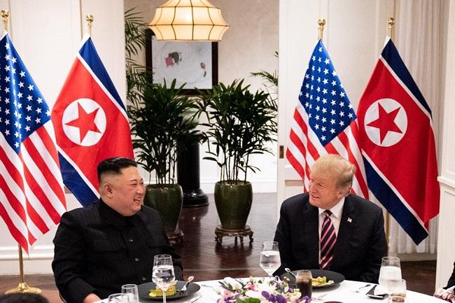 Nhìn lại hội nghị Mỹ - Triều để thấy những chuyện 'thâm cung bí sử' 1