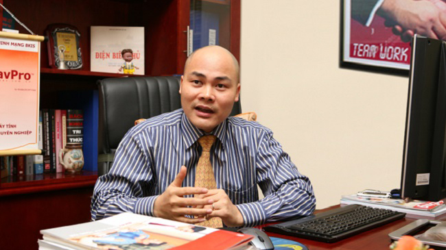 Nguyễn Tử Quảng BKAV: Khó khăn lớn nhất của Bphone là định kiến