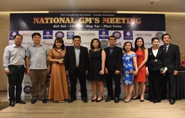 Tổng giám đốc khách sạn và khu nghỉ dưỡng họp bàn nâng tầm du lịch Việt