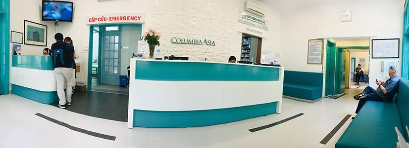 Chuỗi bệnh viện Columbia Asia Hospitals đổi chủ