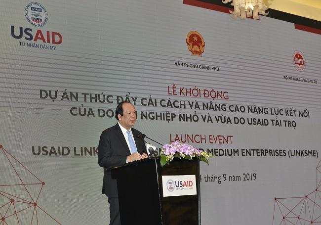 Mỹ tài trợ 22 triệu USD thúc đẩy năng lực kết nối cho doanh nghiệp Việt 1