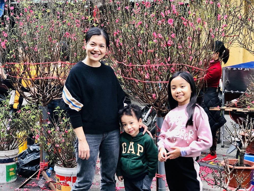 Hương sắc Tết Canh Tý nơi chợ hoa phố cổ Hà Nội 2