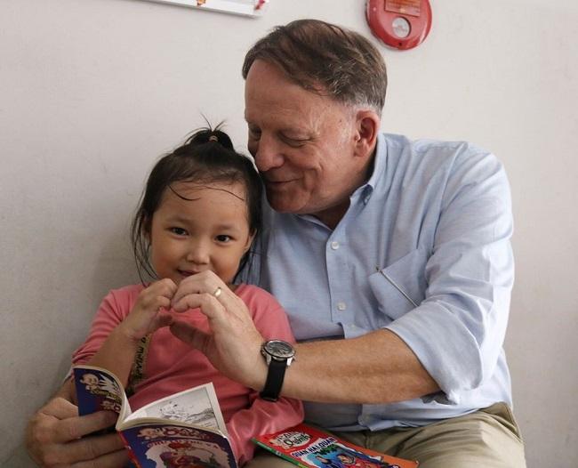 Việt Nam trong trái tim sếp VinaCapital Foundation
