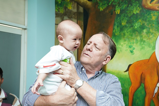 Việt Nam trong trái tim sếp VinaCapital Foundation 1