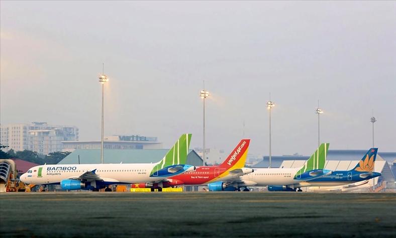 Hàng không Việt sụt giảm gần 40% khách quốc tế vì dịch Corona
