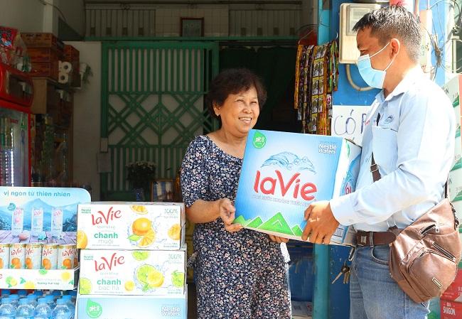 Triết lý vượt qua khủng hoảng đặc biệt của Nestlé Việt Nam 1
